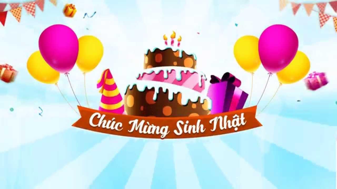 Bài hát chúc mừng sinh nhật